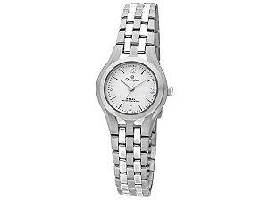 Relógio Champion Analógico Feminino Prateado CA28065Q