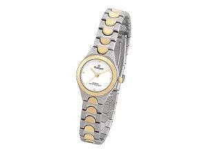 Relógio Champion Analógico Feminino Bicolor CA28056B
