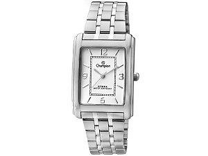Relógio Champion Feminino Analógico Prateado CA21660D