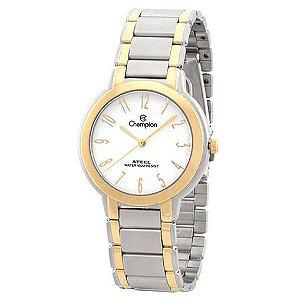 Relógio Champion Feminino Analógico Bicolor CA20009W