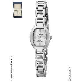 Relógio Champion Feminino Analógico Prateado CA28323Y