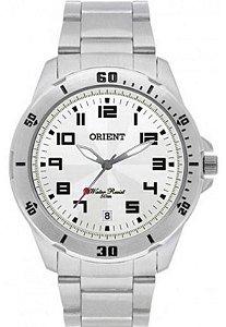 Relógio Orient Masculino Analógico Prateado MBSS1155A S2SX
