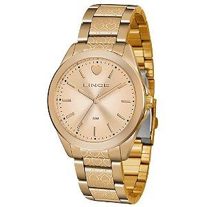 Relógio Lince Feminino Analógico Rose LRR4569LR1RX
