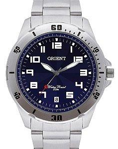 Relógio Orient Masculino Analógico MBSS1155AD2SX