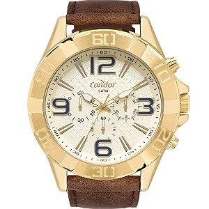 Relógio Condor Masculino Civic Covd54bb/2d