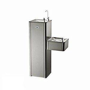 Purificador de água Pressão Bag40 Conjugado IBBL