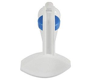 Torneira Acquaflex/Stilo Libell - Lado Direito - Branca e Azul