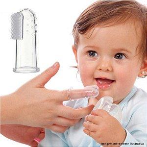 Escova de Dente Massageadora de Gengivas Para Bebê Buba Baby