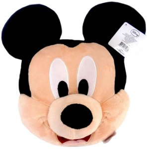 Almofada Infantil Pelúcia Disney Mickey Mouse