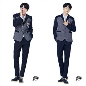 Dakimakura Médio Jimin Bts Bangtan Boys 11