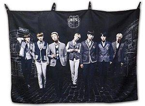 Bandeira K-Pop Bangtan Boys BTS