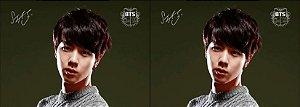 Capa de Travesseiro Jin Bts Bangtan Boys 3