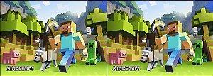 Capa de Travesseiro Minecraft