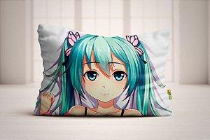 Travesseiro Vocaloid - Hatsune Miku