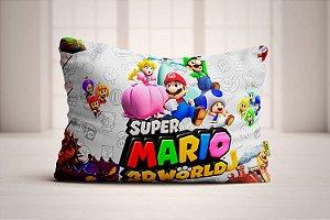 Travesseiro Super Mario Bros 3D