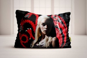 Travesseiro Game of Thrones Khaleesi