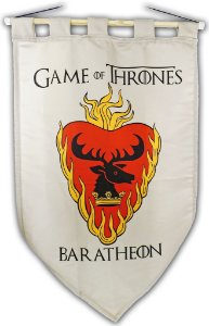 Flâmula Game of Thrones - Baratheon Stannis