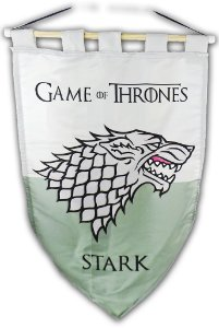 Flâmula Game of Thrones - Stark