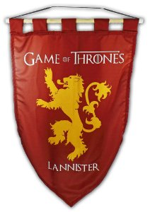 Flâmula Game of Thrones - Lannister