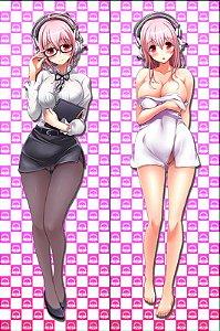 Capa de Dakimakura Oriental Super Sonico - Sonico 3