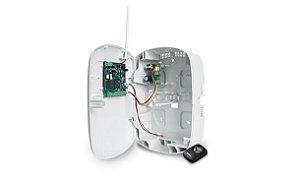 Central de Alarme Monitorado Intelbras 16 zonas (AMT 2008 RF)