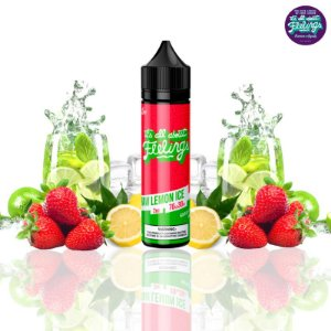 E-Liquido FEELINGS JUICE Straw Lemon Ice 30ML