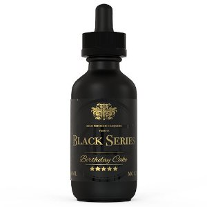 E-Liquido KILO BLACK SERIES Birthday Cake 60ML