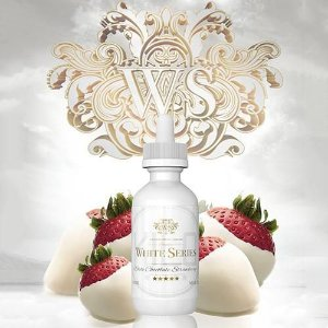 E-Liquid KILO Strawberry White Chocolate - White Series 60ML