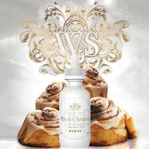E-Liquido KILO Cinnamon Roll White Series 60ML
