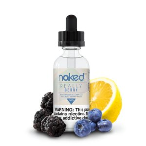 E-Liquido NAKED 100 Really Berry 60ML
