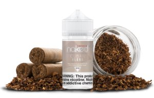 E-Liquido NAKED 100 Tobacco Cuban Blend 60ML