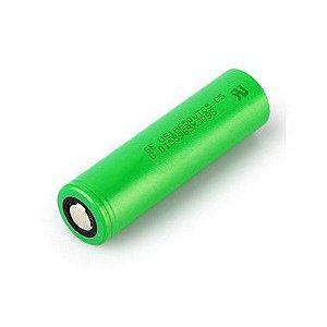 Bateria Sony 18650 Li-Ion US18650 VTC6 3.7V 3000mAh 30A Flat Top (Unidade)