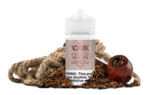 E-Liquido NAKED 100 Tobacco American Patriots 60ML
