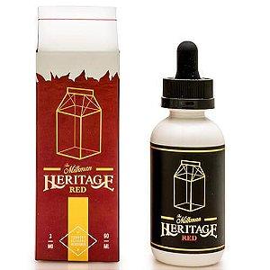 E-Liquido THE MILKMAN Heritage Red 60ML