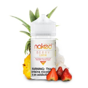 E-Liquido NAKED 100 Berry Lush 60ML