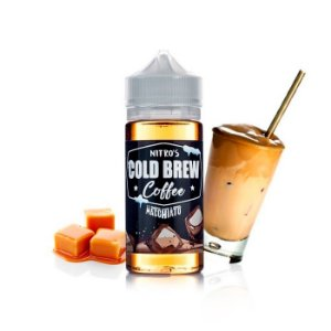 E-Liquido NITRO'S COLD BREW COFFEE Macchiato 100ML
