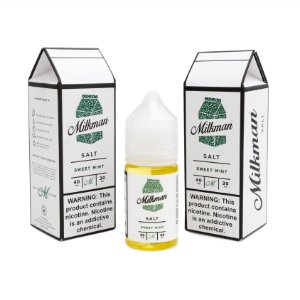 NicSalt THE MILKMAN Sweet Mint 30ML