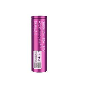 Bateria EFEST 18650 Li-Ion IMR 3.7V 3000mAh 35A (Unidade)