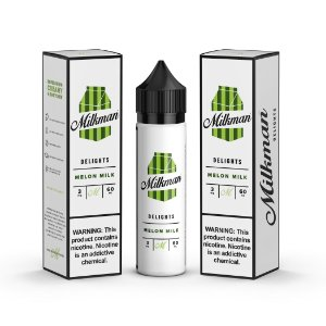 E-Liquido THE MILKMAN Delights Melon Milk 60ML