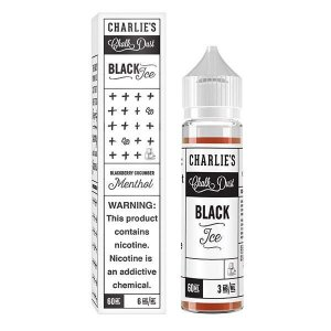 E-Liquido CHARLIE'S CHALK DUST Black Ice 60ML