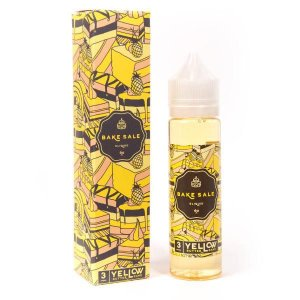 E-Liquido CHARLIE'S CHALK DUST Bake Sale Yellow Butter Cake 60ML
