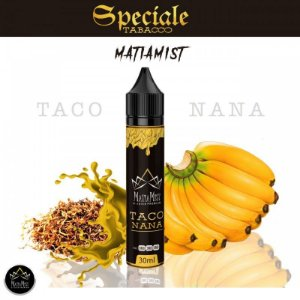 E-Liquido MATIAMIST SPECIALE Taco Nana