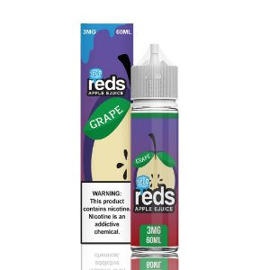 E-Liquido REDS APPLE Grape Iced 60ML
