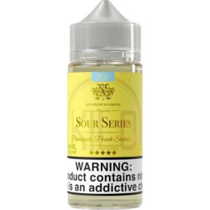 E-Liquido KILO SOUR SERIES Pineapple Peach Sours Ice 100ML