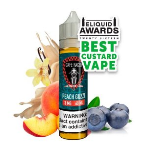 E-Liquido CAFE RACER Peach Guzzi 60ML