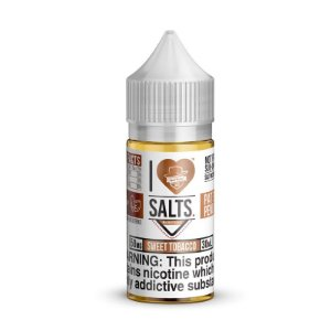 NicSalt MAD HATTER JUICE I Love Salts Sweet Tobacco 30ML