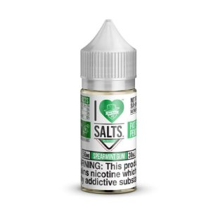 NicSalt MAD HATTER JUICE I Love Salts Spearmint Gum 30ML