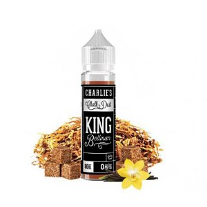 E-Liquido CHARLIE'S CHALK DUST King Bellman 60ML