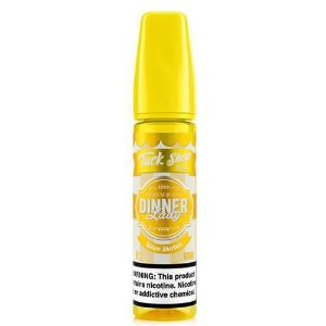 E-Liquido DINNER LADY TUCK SHOP Lemon Sherbets 60ML