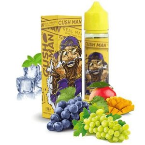 E-Liquido NASTY JUICE CUSH MAN Mango Grape 60ML